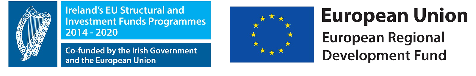 EU logos represented in a graphic