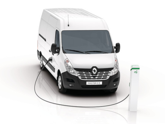 RENAULT Master Z.E. MY 2019