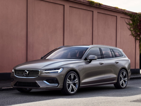 VOLVO V60 T8 Twin Engine