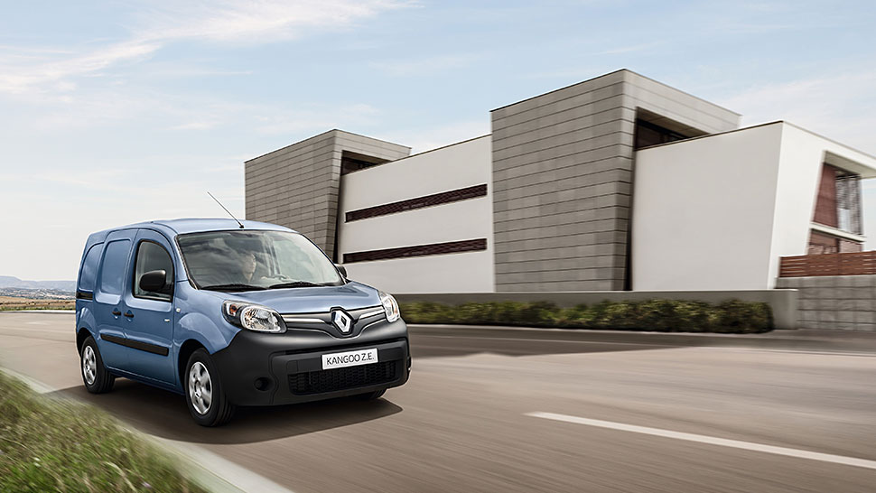 RENAULT Kangoo Van i ZE 33 Business (MY 2017)