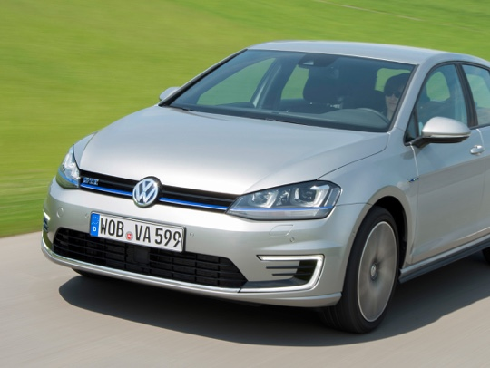 VOLKSWAGEN Golf Gte (MY 2016)