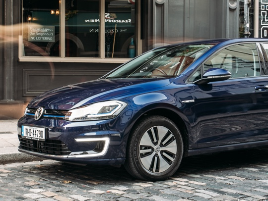 VOLKSWAGEN Golf Gte (MY 2017)