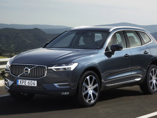VOLVO XC60 T8 Twin Engine (MY 2018)