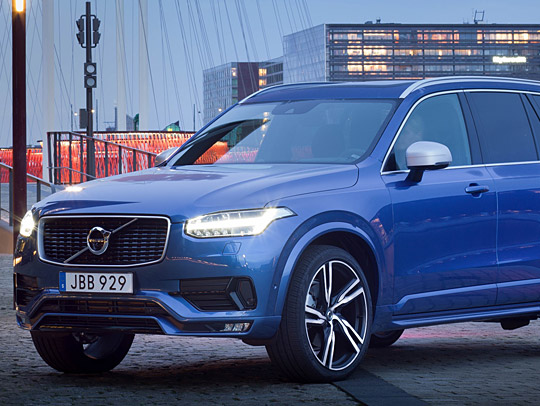 VOLVO XC90 T8 Twin Engine (MY 2016)