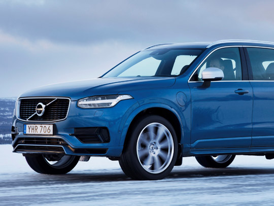 VOLVO XC90 T8 Twin Engine (MY 2017)