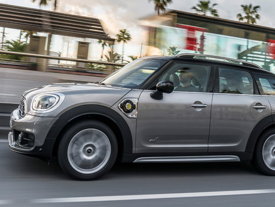 BMW Mini Cooper S E ALL4 PHEV Countryman